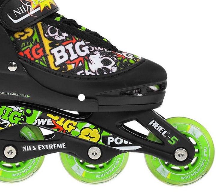 Nils Extreme NJ2117 Black Green S