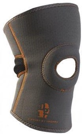 Mad Max Knee Support with Patella Stabilizer Gray L