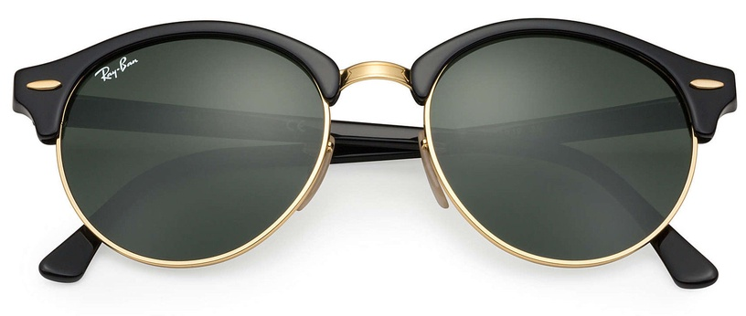 Ray-Ban Clubround Classic RB4246 901 51mm