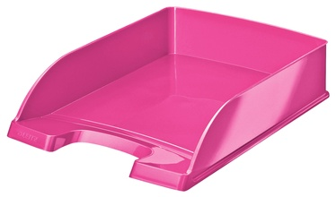 Leitz WOW Letter Tray Pink