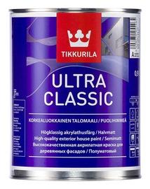Fassaadivärv Tikkurila Ultra Classic A-valge 0,9L