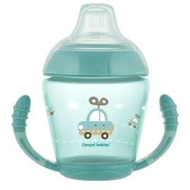 Canpol Babies Non Spill Cup Toys 230ml 56/502 Turquoise