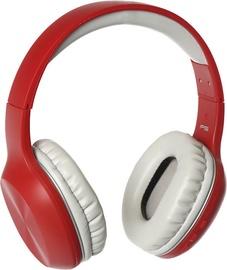 Kõrvaklapid Omega Freestyle FH0918 Red, juhtmevabad