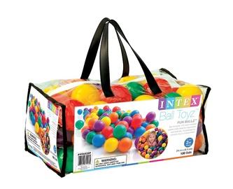 Intex 49602 Colourful Fun Balls 6.5cm 100pcs