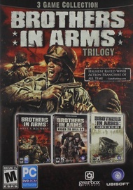 Brothers In Arms Collection: Road To Hill 30, Earned In Blood And Hell's Highway PC