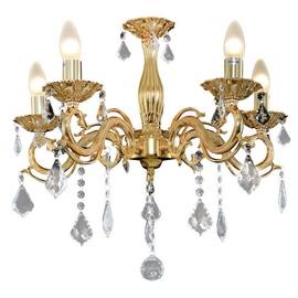 Verners Julian Ceiling Lamp 5x40W E14 Gold