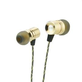 Vidvie Aluminium MS606 Universal Headset Gold
