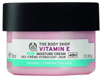 The Body Shop Vitamin E Gel Moisture Cream 50ml Normal To Combinated Skin