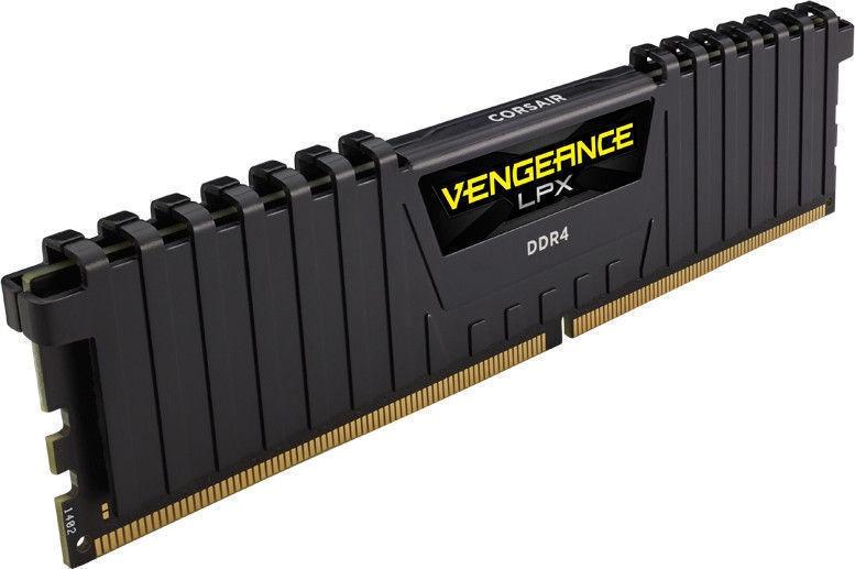 Corsair Vengeance LPX Black 128GB 2666MHz CL16 DDR4 KIT OF 8 CMK4GX4M1A2400C16R