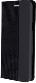 OEM Smart Senso Book Case For Samsung Galaxy A41 Black