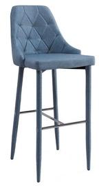Барный стул Signal Meble Trix H-1 Blue, 1 шт.