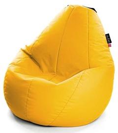 Кресло-мешок Qubo Comfort 90, желтый, 200 л