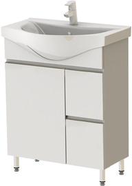 Juventa Monika 65 Cabinet White