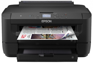 Tindiprinter Epson WorkForce WF-7210DTW, värviline