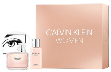 Calvin Klein WOMEN 100ml EDP + 100ml Body Lotion