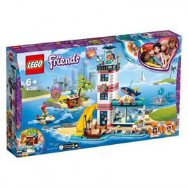 Конструктор LEGO® Friends 41380 Спасательный центр на маяке