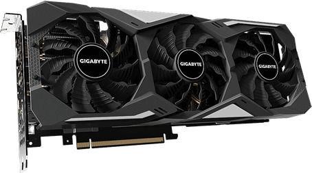 Gigabyte GeForce RTX 2070 Super Windforce OC 3X 8GB GDDR6 PCIE GV-N207SWF3OC-8GD