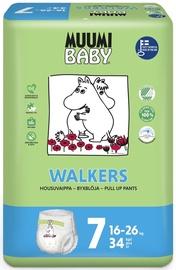 Muumi Baby Walkers No. 7 34pcs