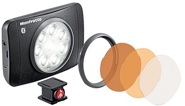 Manfrotto Lumimuse 8 LED With Bluetooth Wireless Technology