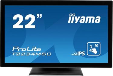 Монитор Iiyama ProLite T2234MSC-B6X, 21.5″, 8 ms