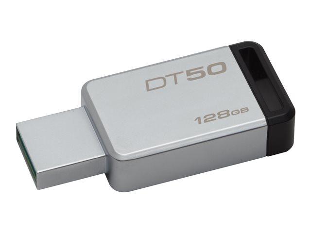 USB mälupulk Kingston DataTraveler DT50, USB 3.0, 128 GB