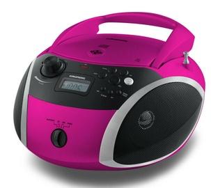 Grundig GRB 3000 CD Player Pink