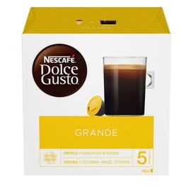 Kohvikapslid Nescafe Dolce Gusto Grande, 128 g., 16 tk.