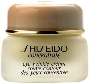 Крем для глаз Shiseido Concentrate Eye Wrinkle Cream, 15 мл