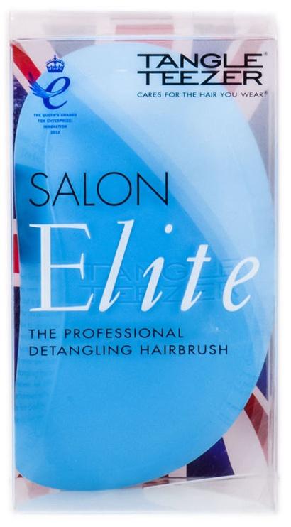 Tangle Teezer Salon Elite Brush Blue Blush