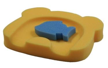 BabyOno Bath Seats Yellow