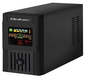Qoltec UPS Monolith / 1000VA / 600W