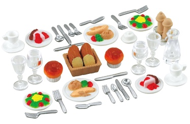 Epoch Sylvanian Families Dinner For Two Set 2818