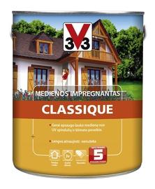 Puidukaitse V33 Classique 2,5 L eeben
