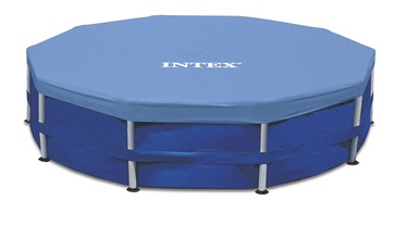 Intex Round Metal Frame Pool Cover M