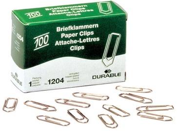 Durable Paper Clips 100pcs 50mm