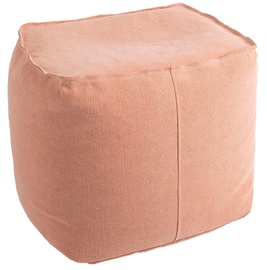 Tumba Home4you Jute Dusty Pink, 55x55x45 cm