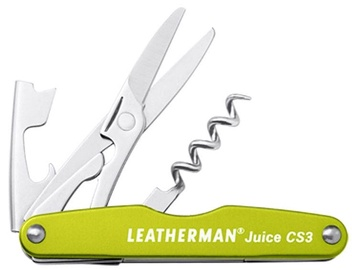 Multifunktsionaalne tööriist Leatherman Juice CS3, 87.7 mm
