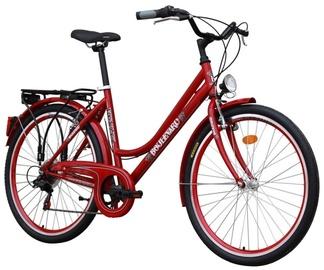 Jalgratas Kenzel Boulevard 26 18 Red