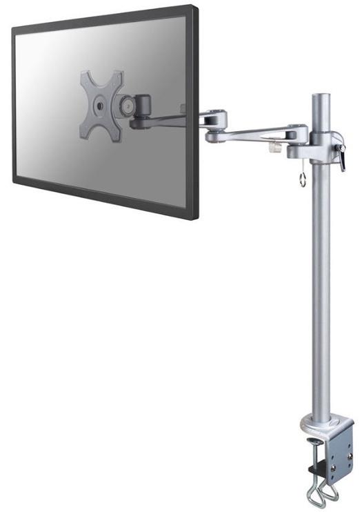"NewStar Flat Screen Desk Mount 10-30"" Silver"