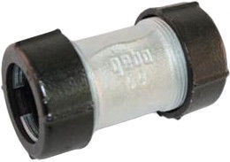 """Gebo Pipe Connector Cast Iron 3/4"""""""