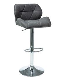 Барный стул Signal Meble C-122 Dark Grey, 1 шт.