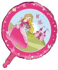 Herlitz Princess Foil Balloon 45cm Pink