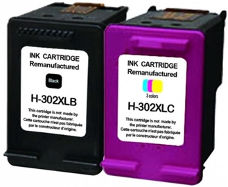 Uprint Cartridge for HP Black 20ml Cyan 21ml Magenta 21mlYellow 21ml
