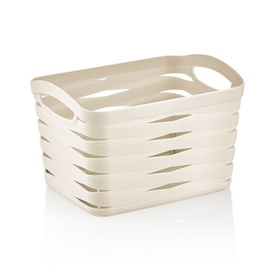 Ucsan Plastik M-094 Basket 1.5l Beige