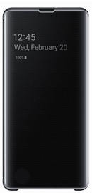 Samsung S-View Flip Cover For Samsung Galaxy S10 Plus Black