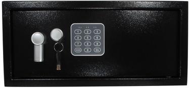 iBOX Safe Electronic For Laptom Black 20x43x35