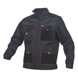 King Norman 11-411 Work Jacket Black L