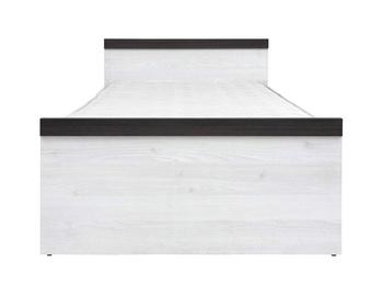 Кровать Black Red White Porto, 90 x 200 cm