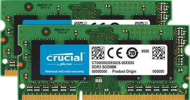 Crucial 16GB 1866MHz CL13 DDR3L KIT OF 2 CT2K8G3S186DM