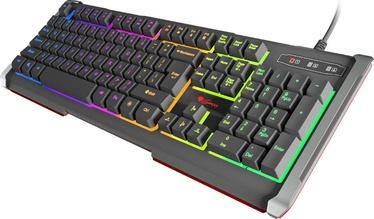 Natec Genesis RHOD 400 RGB Gaming Keyboard US Black